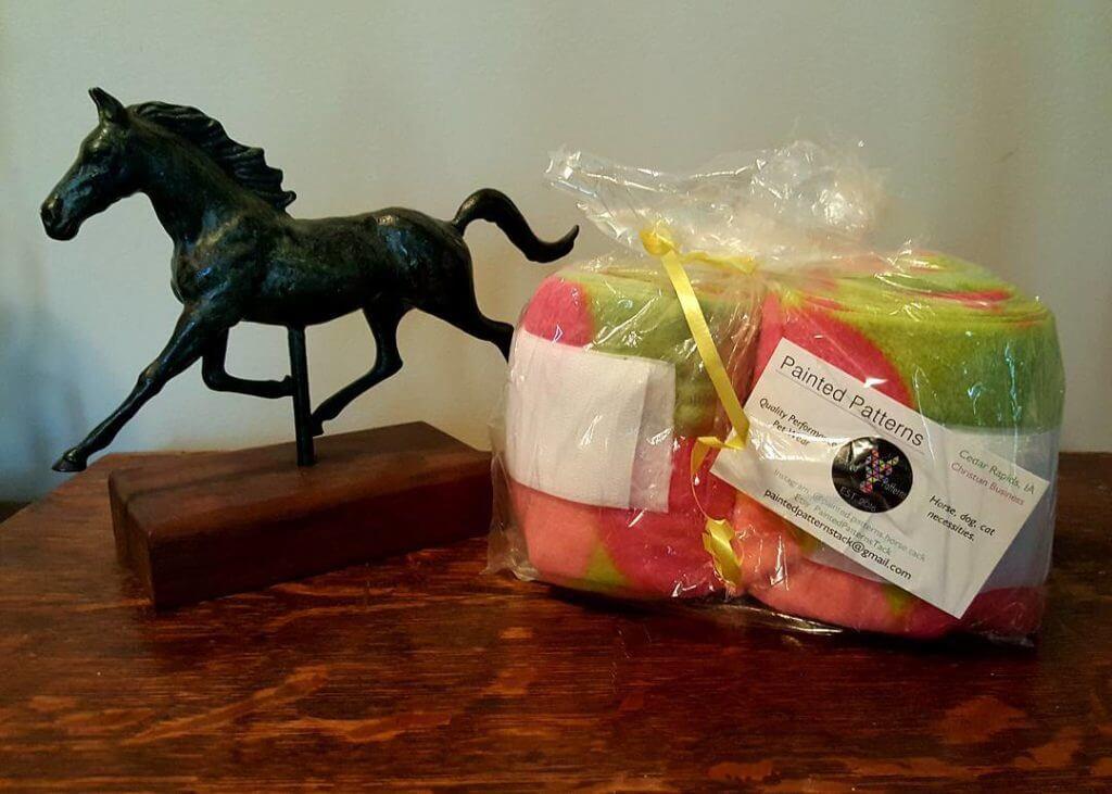 horse leg polo wraps