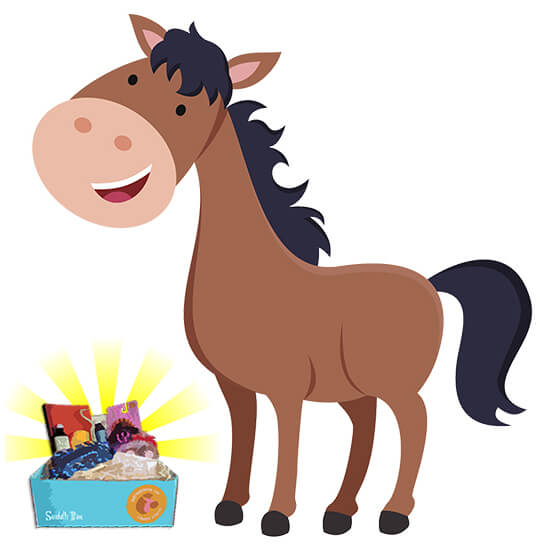 Gift for horse lovers