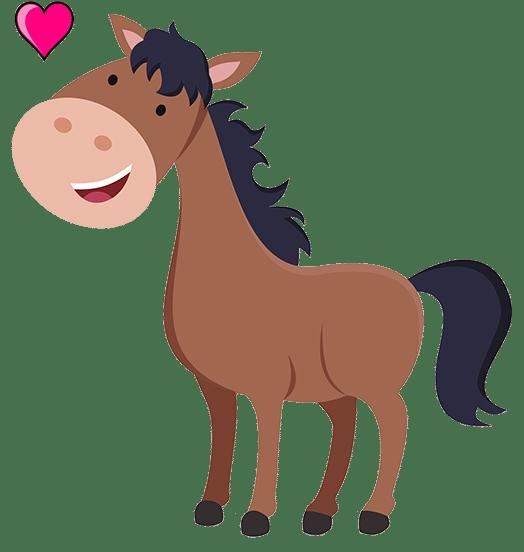 SaddleBox Horse