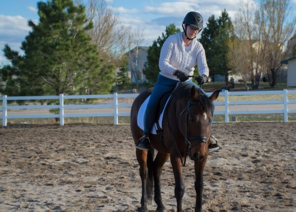 The secret to enjoying your horse more