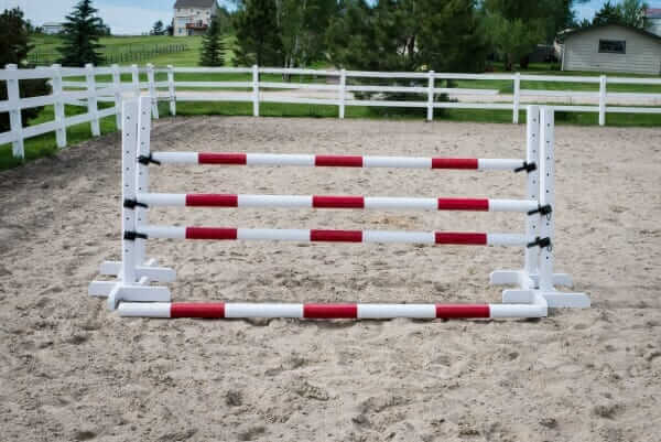 Building Your Own Horse Jumps