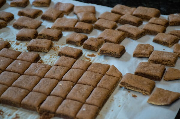 homemade horse treats for gifts