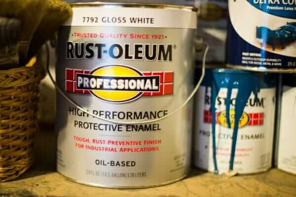 best paint for homemade horse jumps