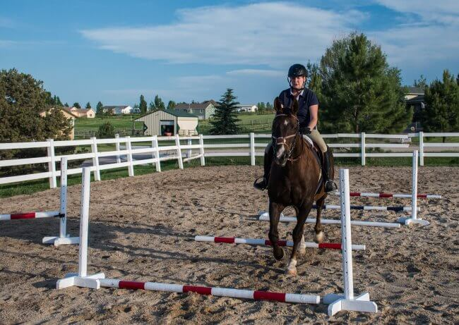 learning to be a better rider