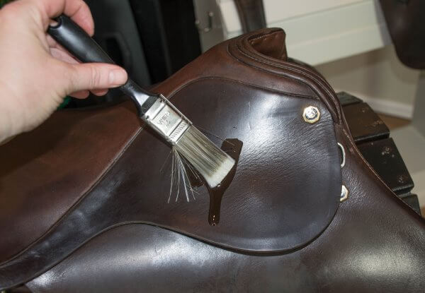 budget friendly way to clean horse tack