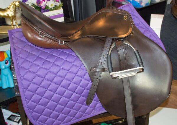 how to clean tack