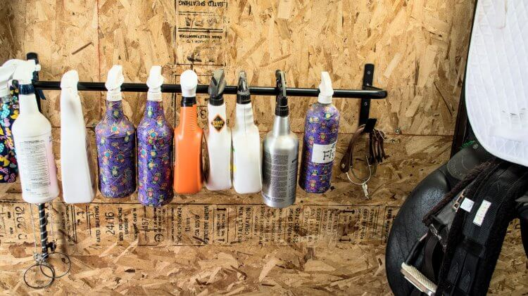 organizing your tack room